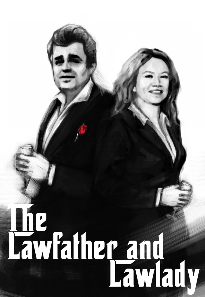 Lawfather&Lawlady